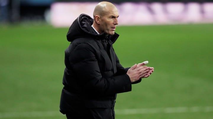 Zinedine Zidane's job is under threat