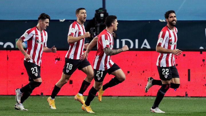 Athletic Club were too good for Real Madrid in the Spanish Super Cup