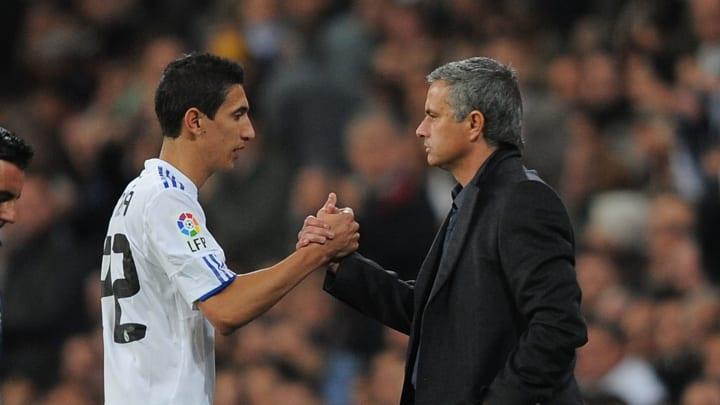 Mourinho y Di María podrían reencontrarse en el Tottenham