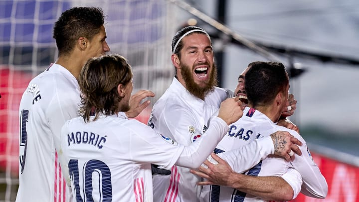 Player Ratings as Los Blancos Come Out on Top in Madrid Derby