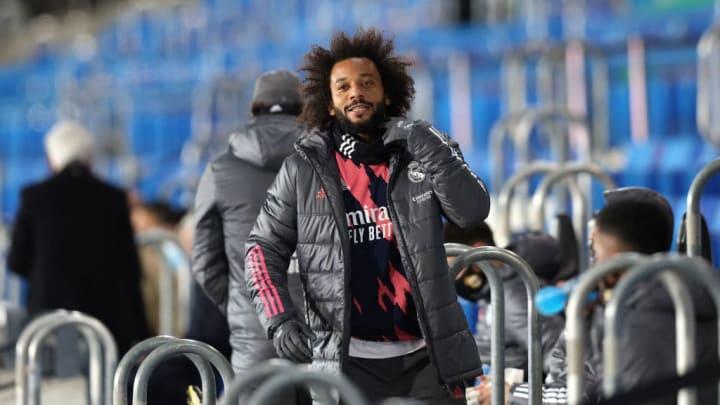 Marcelo podría dejar el Real Madrid tras 14 años