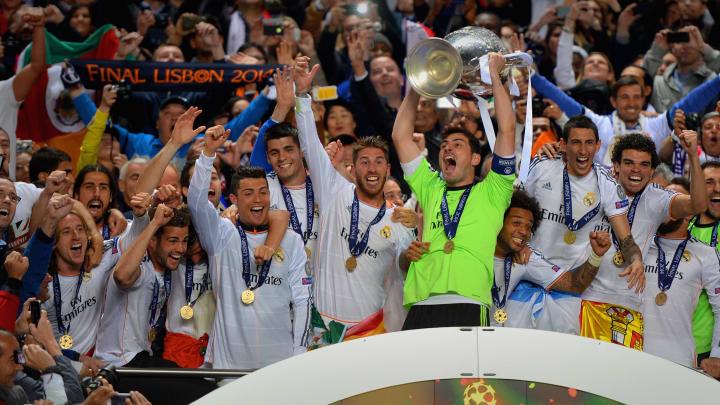 O Real conquistou a Europa | Real Madrid v Atletico de Madrid - UEFA Champions League Final