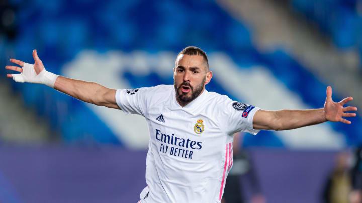 Benzema se ha convertido en el extranjero con más partidos de la historia del Real Madrid