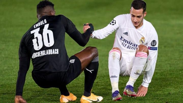 Le Real Madrid est passé tout proche de la correctionnelle en phase de poules.