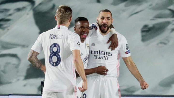 Além de ser o maior vendedor da Champions League, o Real Madrid chegou à semifinal da competição 29 vezes, sendo oito consecutivas.