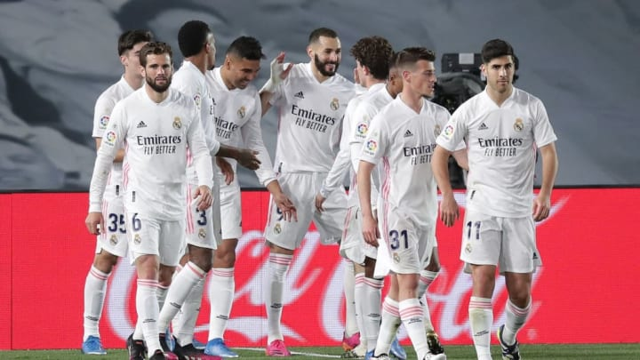 Real Madrid Osasuna LaLiga