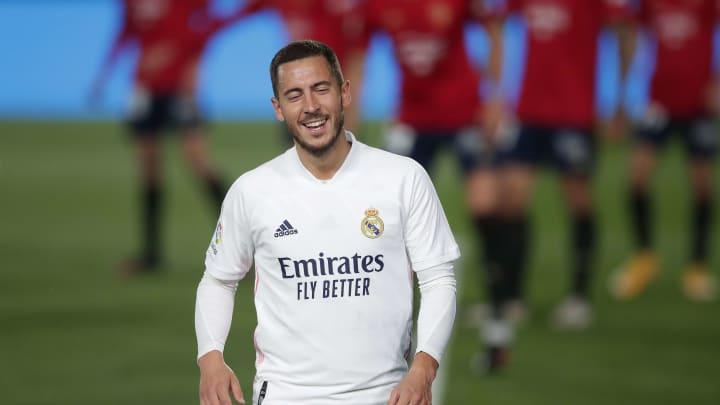 Real Madrid v C.A. Osasuna - La Liga Santander