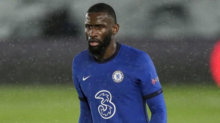 Antonio Rudiger Contract News Chelsea Open Talks