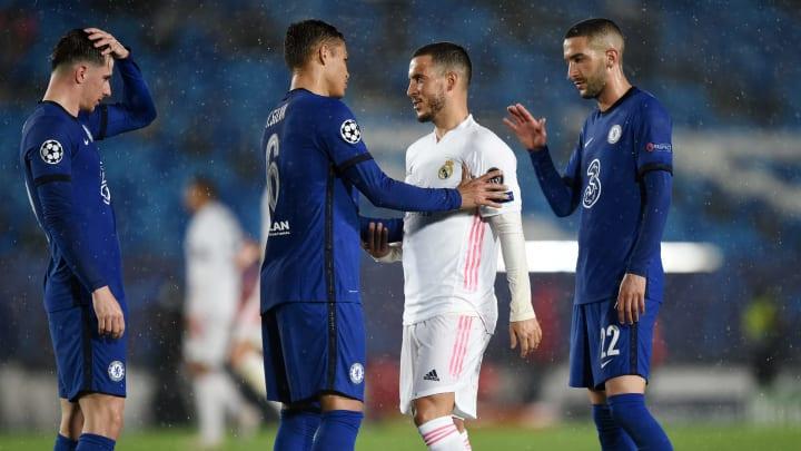 Madrid und Chelsea trennten sich im ersten CL-Halbfinale mit 1:1