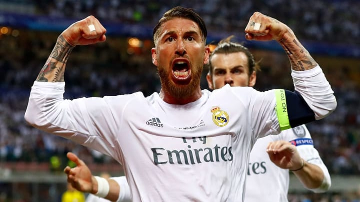 Could Ramos make the move to the MLS?
