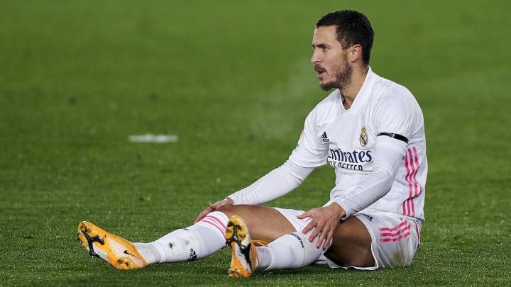 Eden Hazard fait partie des 10 indisponibles contre Getafe ce mardi soir