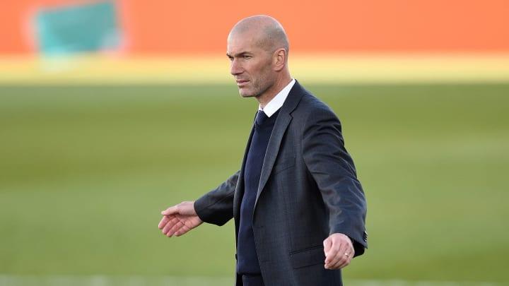 Zidane se juega la temporada contra la Atalanta