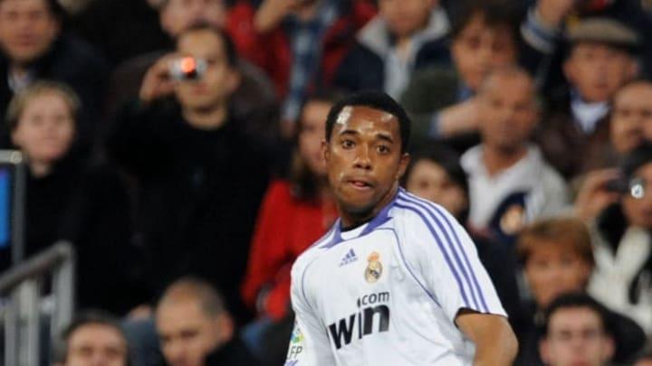 Real Madrid, Robinho