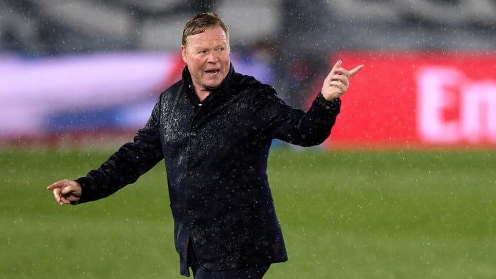 Ronald Koeman fumes over denied penalty in Clasico defeat