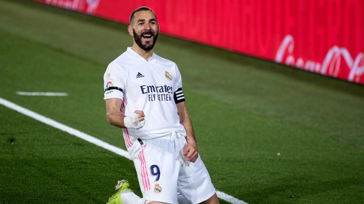 Diretoria do Real Madrid trabalha para renovar contrato de Karim Benzema até 2023.