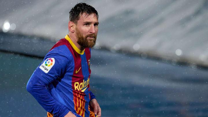 Lionel Messi ainda não recebeu uma proposta de renovação do Barcelona. Camisa 10 tem contrato apenas até o final da temporada.