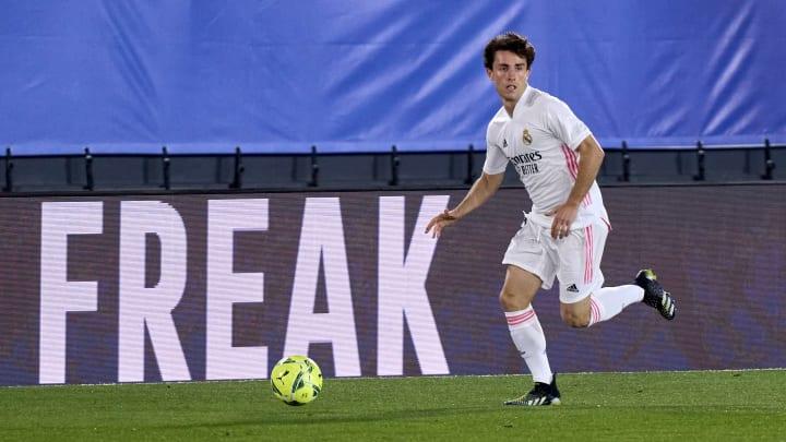 Alvaro Odriozola hat bei Real keine Perspektive