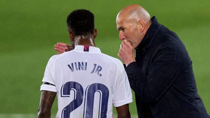 Vinicius Junior Real Madrid Champions League