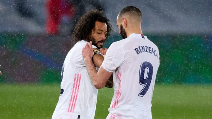 Karim Benzema, Marcelo