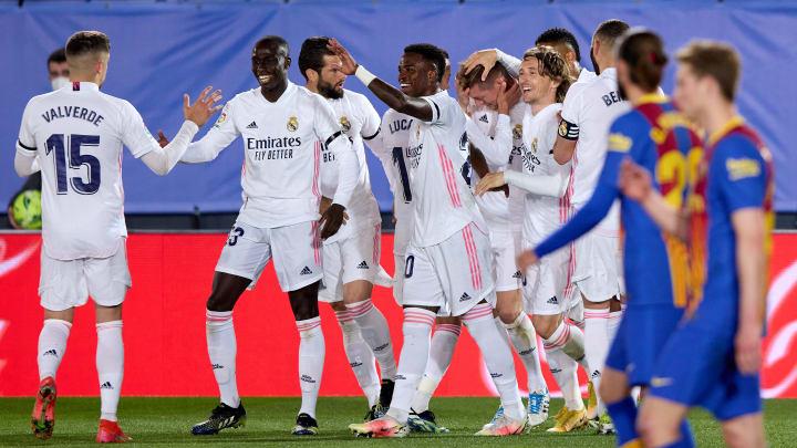 El Real Madrid se quedó con otro Clásico