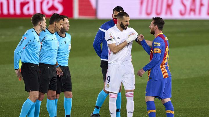 Real Madrid und der FC Barcelona treffen bald wohl in der Superliga aufeinander