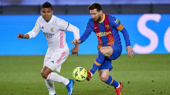 Casemiro, Lionel Messi, Luis Suárez e muitos outros: confira quem são os 21 jogadores de LaLiga que estarão presentes na Copa América.