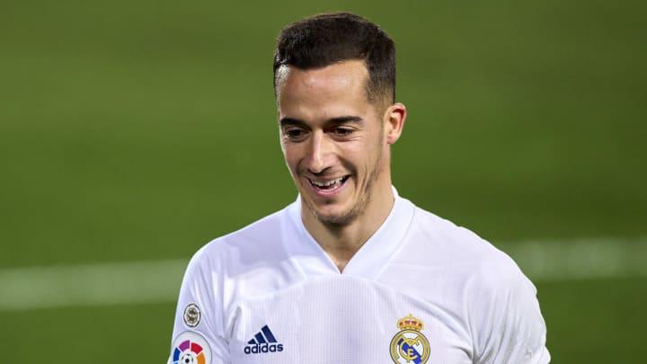 Lucas Vazquez wird voraussichtlich bei den Königlichen bleiben.