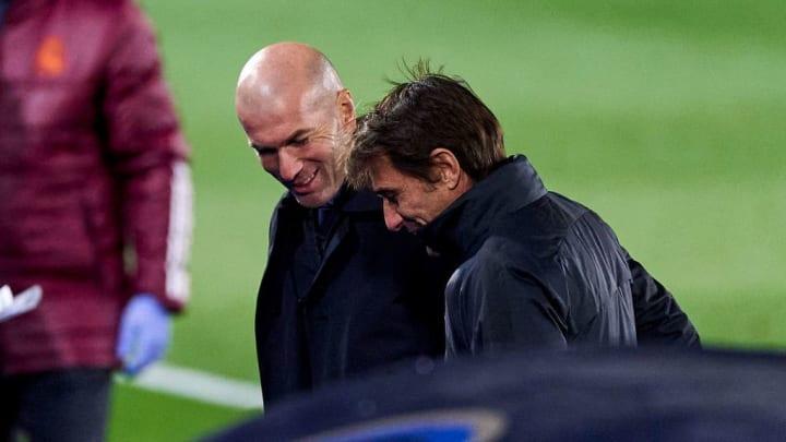Zidane y Conte se ven las caras en un duelo con mucho en juego