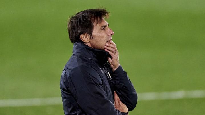 Antonio Conte head coach