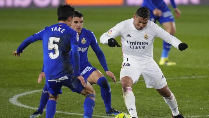 Real Madrid v Getafe CF - La Liga Santander