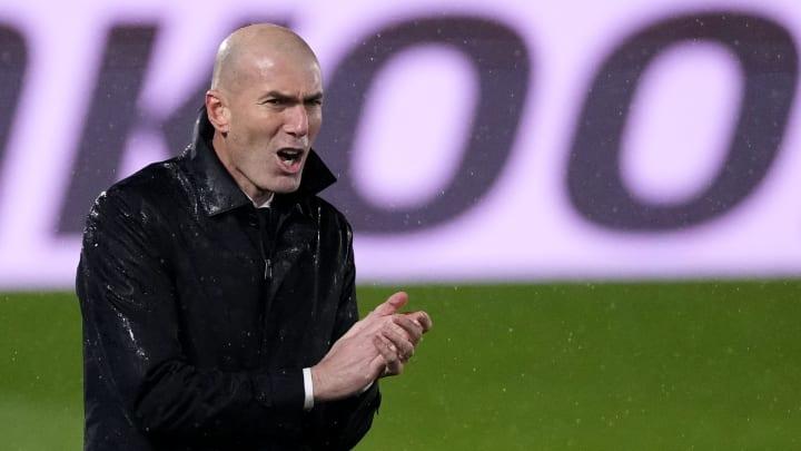 Zidane a largement remanié son équipe contre Getafe