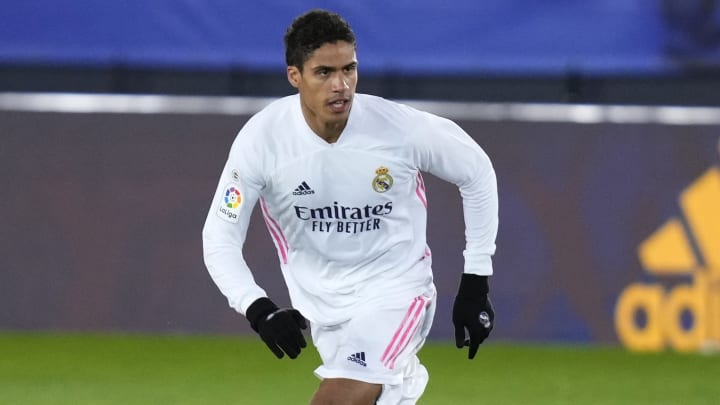 Real Madrid could sell Raphael Varane this summer