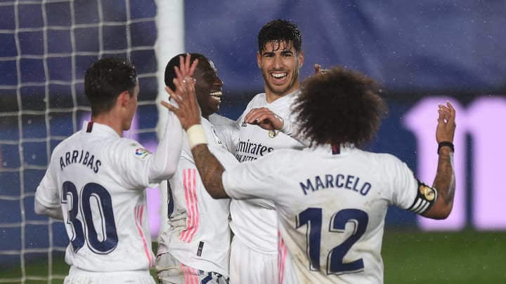 Madrid eased to victory over Getafe