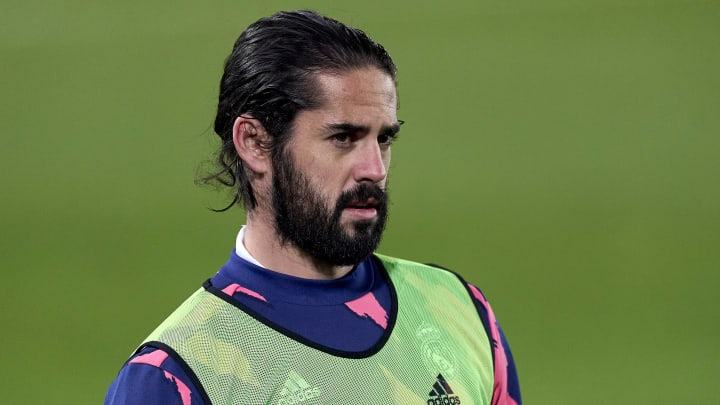Isco has become a bit-part player at Real Madrid