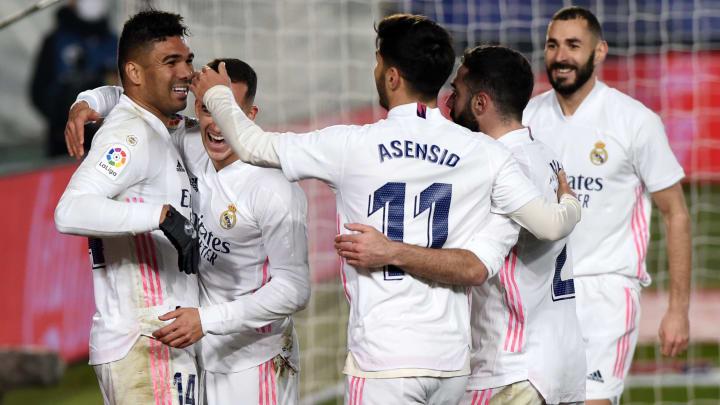 El Real Madrid no consigue dar salida a algunos jugadores