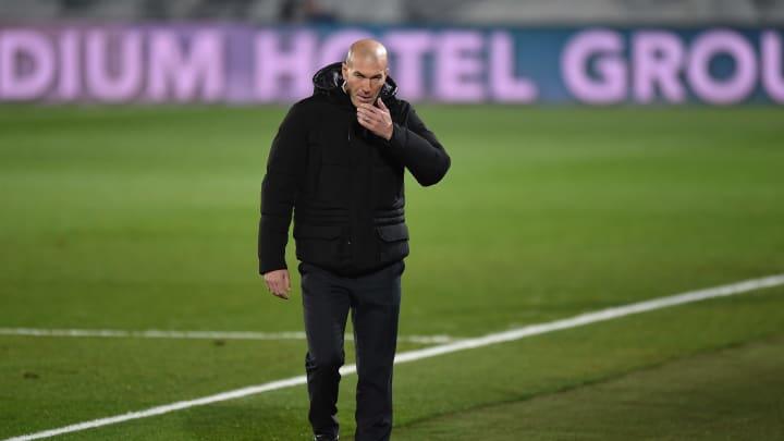Zidane planea la lista de descartes