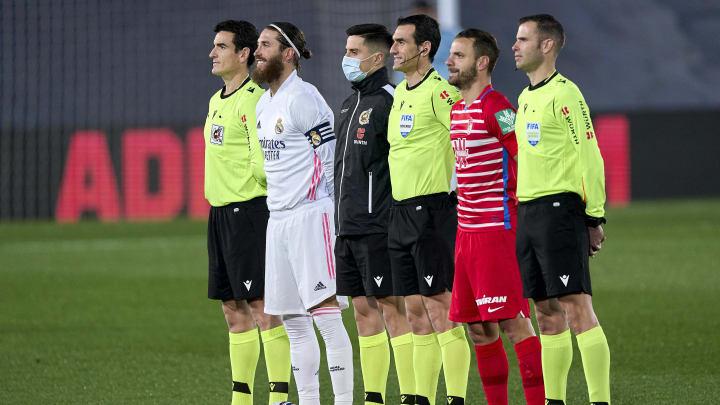 Real Madrid v Granada CF - La Liga Santander