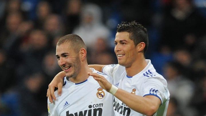 Benzema es el jugador que más asistencias le ha dado a Cristiano Ronaldo