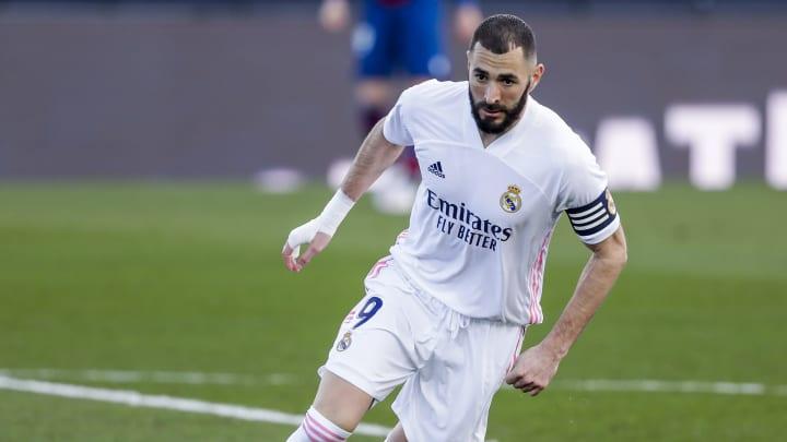 Karim Benzema aura encore comme rôle de porter l'attaque madrilène