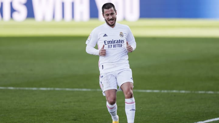 Eden Hazard has been earning a crazy amount of money at Real Madrid