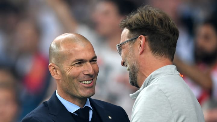 Real Madrid face Liverpool in a repeat of the 2018 Champions League final