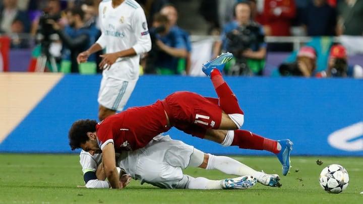 Ramos schreckte gegen Salah vor keinem Mittel zurück