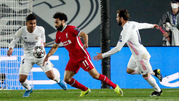 Casemiro, Mohamed Salah, Nacho