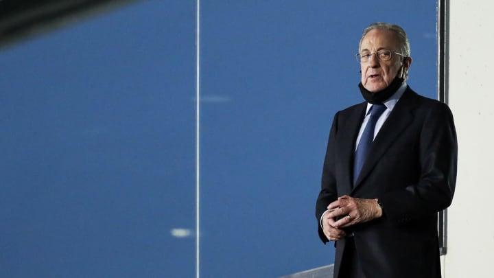 Eine der treibenden Kräfte für die Schaffung der Superliga: Real-Boss Florentino Pérez