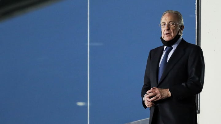 Le Real Madrid de Florentino Perez est très endetté.