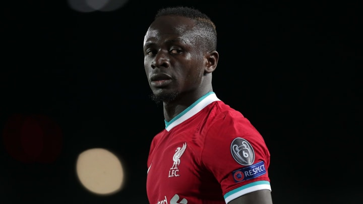 Sadio Mane has suffered a dip in form for Liverpool this season