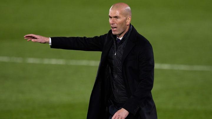 Besitzt auch als Trainer herausragende Fähigkeiten: Zinédine Zidane
