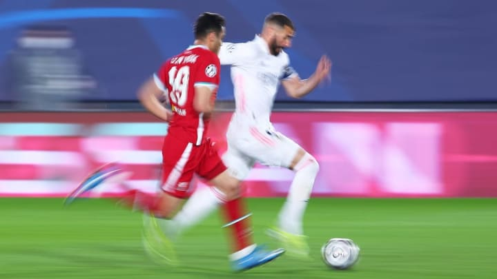 Karim Benzema, Ozan Kabak
