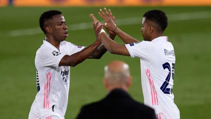 Vinicius Junior, Rodrygo Goes