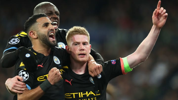 Kevin De Bruyne is one of Manchester City's best players.